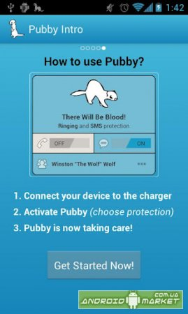 Pubby: Charging Protector