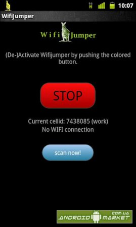 WiFi Jumper � ���������������� �� ����� WiFi