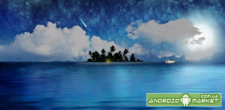 Island HD live wallpaper
