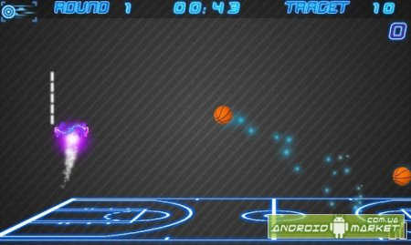 Basketball Shooting – баскетбол в космосе