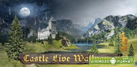 Castle Live Wallpaper +
