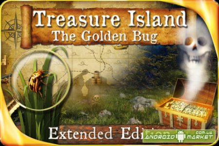 Treasure Island : The Golden Bug - Extended Edition HD