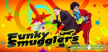 Funky Smugglers game on Android