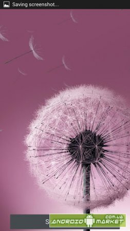 Galaxy S3 Pink Live Wallpaper
