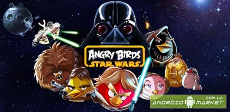 Angry Birds Star Wars Full and Full HD