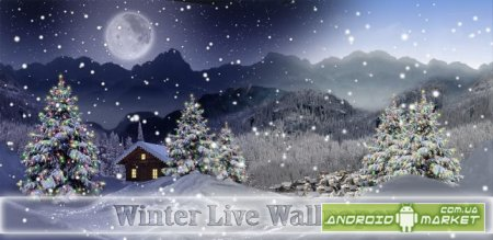 Winter Wonderland Live Wallpaper