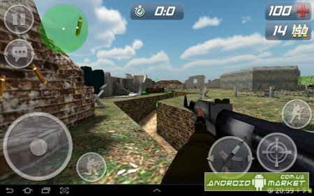Critical Missions: SWAT - Counter Strike для Android