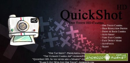 QuickShot HD Camera