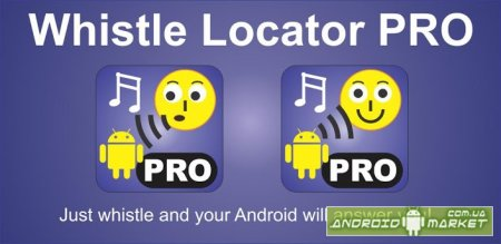 Whistle Android Finder PRO
