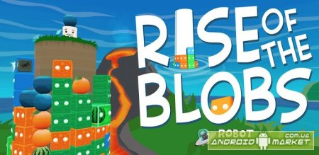 Rise of the Blobs