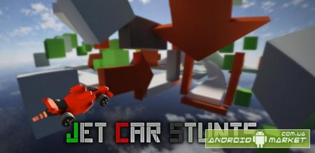 Jet Car Stunts это 3D