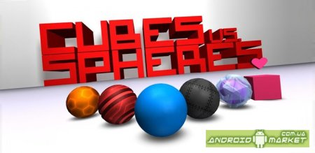 Cubes vs. Spheres