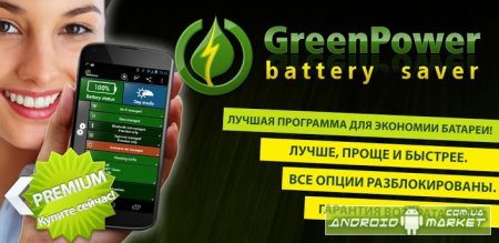 GreenPower Premium