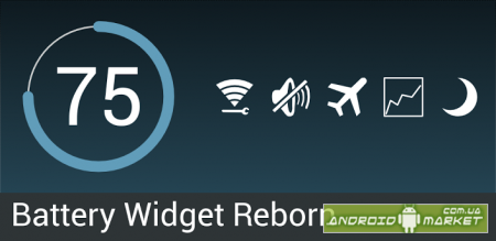 Battery Widget Reborn Pro