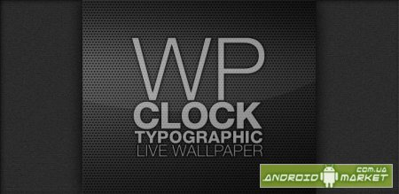 wp clock design live wallpaper Full
