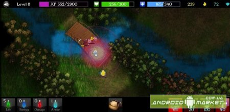XP Arena (Arcade Action RPG)