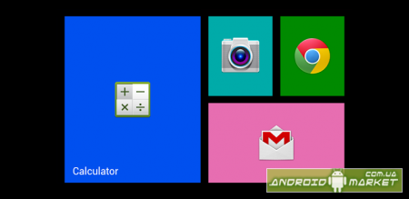 WP8 Widget Launcher Windows 8