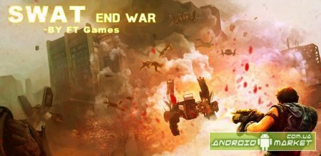 SWAT: End War Full