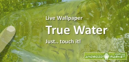 True Water Live Wallpaper