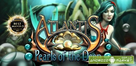 tlantis: Pearls of the Deep