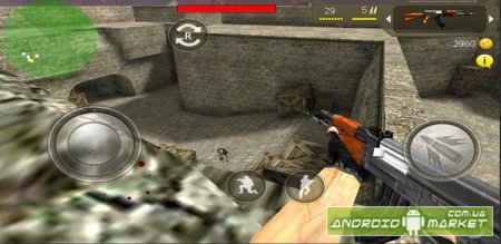 Gun & Strike 3D - offline Counter-Strike для Android
