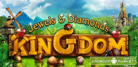 Jewels & Diamonds - Match-3 для Андроид