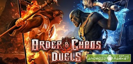 Order and Chaos Duels - RPG от Gameloft для Андроид