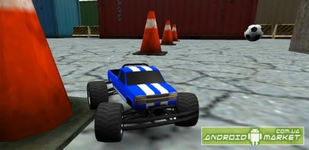 Toy Truck Rally 3D - ��������� ��������.