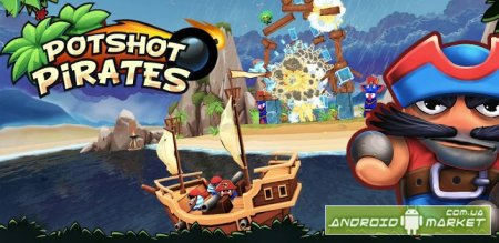 Пиратики Full (Ps pirates 3D) интереснее Angry birds