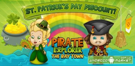 Pirate Explorer: The Bay Town - ����������� ������� ��� �������