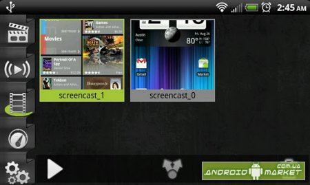 Screencast Video Recorder full RUS