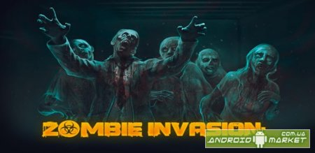Zombie Invasion : T-Virus для андроид