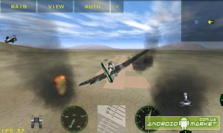 FighterWing Duel для андроид