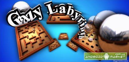 Crazy Labyrinth 3D Full