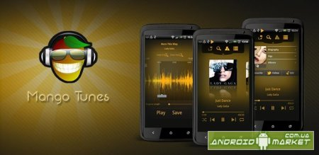 Mango Tunes Music Player