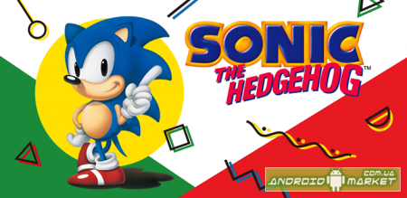 Sonic The Hedgehog  от компании SEGA