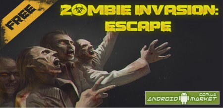 Zombie Invasion:Escape от Amphibius Developers