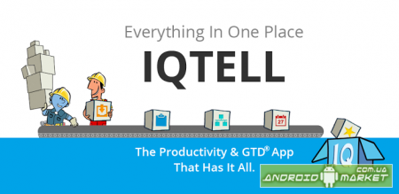 IQTELL - Get Things Done