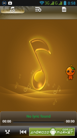 Sparkle Music Player