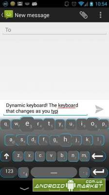Dynamic Keyboard