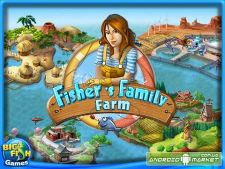 Fisher's Family Farm Unlock