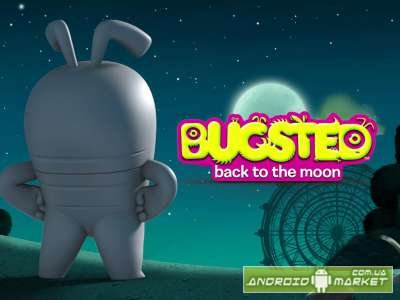 Bugsted - Back to the Moon