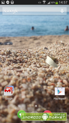 Google Experience Android 4.4 Launcher