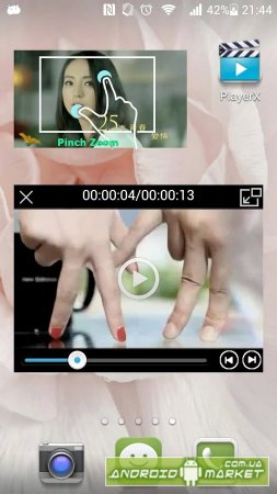 PlayerX Video Player pro