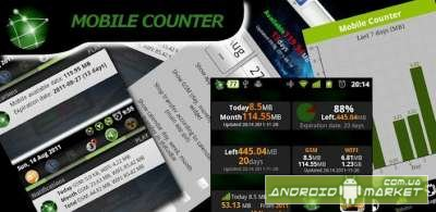 Mobile Counter - 3G, WiFi Pro