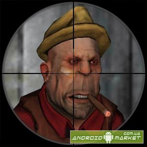 3D sniper game - mobster war
