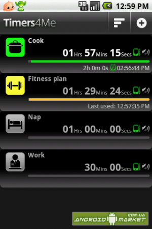 Timers4Me - Timer & Stopwatch Pro