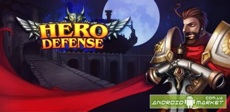 Hero Defense: Kill Undead