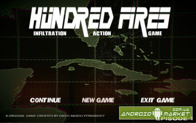 Hundred Fires (not Metal Gear)
