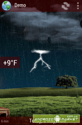 Animated Weather BETA